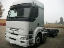Camión chasis Renault Premium 420
