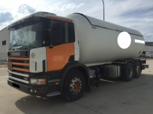 Scania D 94D310 truck used gas tanker