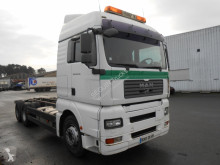 Camion MAN TGA 26-440 benne occasion