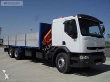 Camión caja abierta Renault Premium PREMIUM 370