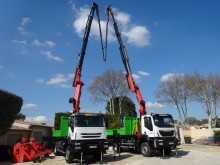 New hook arm system truck Iveco Trakker 190 T 36 W