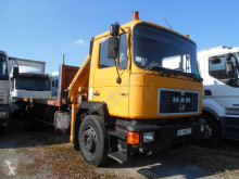 Camion MAN 19.272 plateau standard occasion
