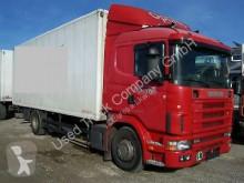 Camion Scania 114 L-340 Möbelkoffer furgone usato