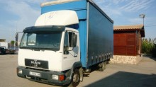 MAN LC 8.163 truck used tarp