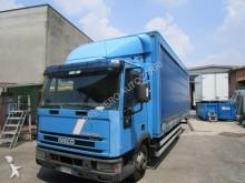 Vrachtwagen met huifzeil Iveco Eurocargo 75 E 17
