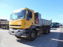 Camion bi-benne Renault Kerax 385