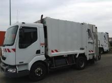 Camion benne Renault Midlum 220 DCI
