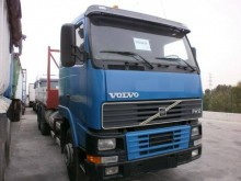 Camion plateau standard Volvo FH12 420
