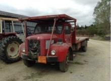 Camion Berliet GLC 6M3NL collection occasion