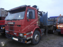 Camion benne occasion Scania M 93M250