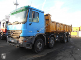 Mercedes two-way side tipper truck Actros 3236
