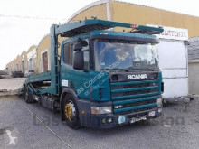 Camion Scania 124 porte voitures occasion