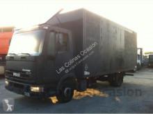 Camión Iveco 75 E15 furgón usado
