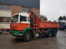 Camion Renault Gamme G 300 Maxter benne occasion