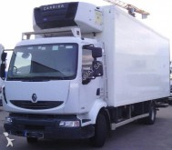 Used multi temperature refrigerated truck Renault Midlum 220.13