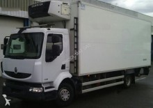 Renault Midlum 180.13 Dci truck used multi temperature refrigerated