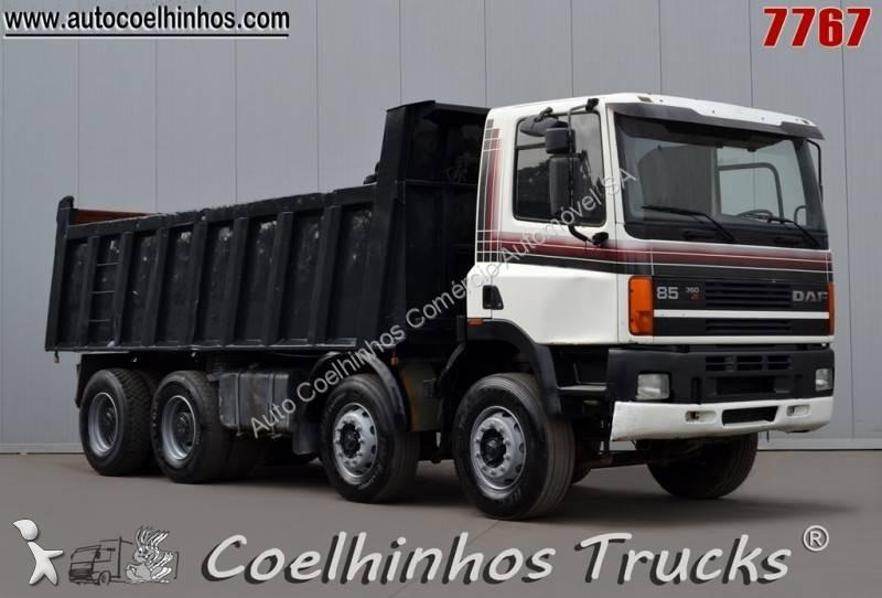 Voir les photos Camion DAF 85 ATI 360