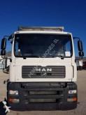 MAN ponyvával felszerelt plató teherautó TGA 26.320