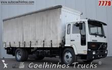 Camião caixa aberta com lona Volvo FL6 14
