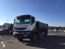 Renault Kerax 460 DXI truck used two-way side tipper