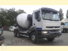 Camion Renault 320 calcestruzzo rotore / Mescolatore usato