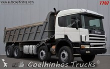 Scania C 124C360 truck used tipper