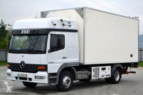 camion Mercedes Atego 1223 * Kühlkoffer 5,35 m + Ladebordwand!