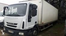 Gebrauchter Kastenwagen Kleiderstangen Iveco Eurocargo 100 E 18