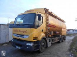 Camión Renault Premium 420 DCI cisterna alimentario usado