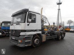 Mercedes Actros 2531 truck used hook arm system