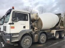 MAN betonkeverő beton teherautó TGA 32.360 TM