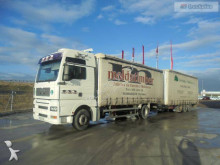 Camion savoyarde MAN TGA TGA 460