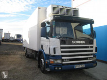 Scania P 94-230 truck used mono temperature refrigerated