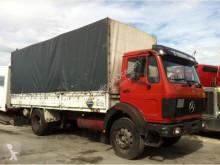 camião caixa aberta com lona nc