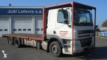 DAF CF85 510 truck used straw carrier flatbed