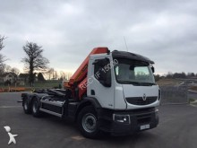 Camion Renault Premium Lander 370 DXI polybenne occasion