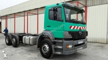Camion Mercedes Atego 2528 châssis occasion