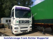 Camion châssis MAN 26.430, EUR 4, TwintecFilter, Motorschaden