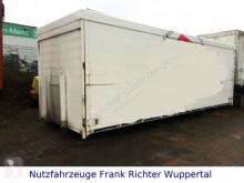 Camion furgone Sommer Schwenkwandaufbau, z.B. füeGetränkehandel