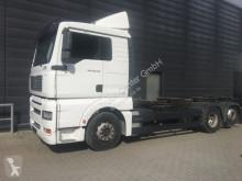 Camion châssis MAN TGA 26.430 BDF aus 1. Hand