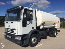 Camión cisterna hidrocarburos usado Iveco Eurocargo 150 E 23