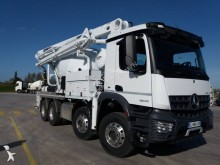 Mercedes 3250 truck new concrete mixer + pump truck concrete