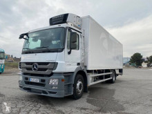 Mercedes mono temperature refrigerated truck Actros 1832