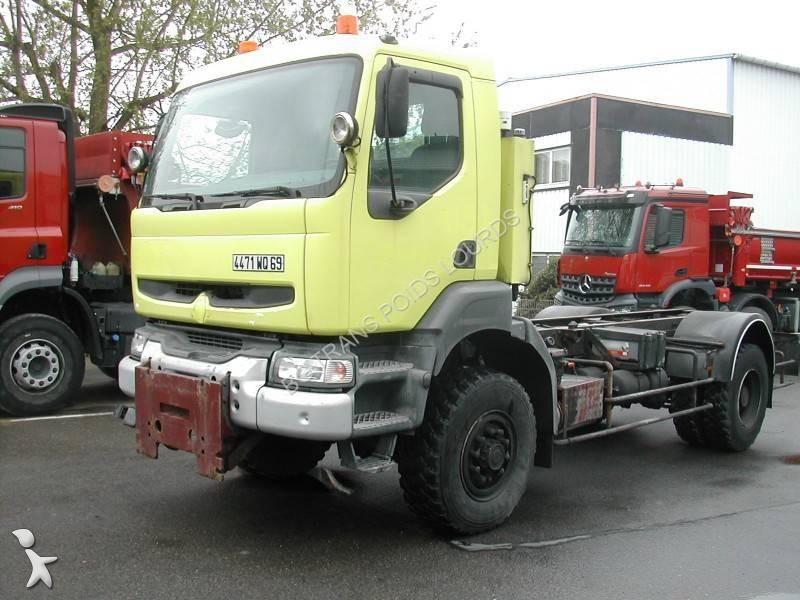 Vedere le foto Camion Renault Kerax 340
