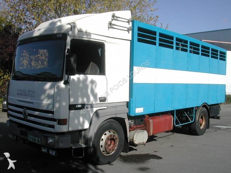 Voir les photos Camion Renault Gamme R 420