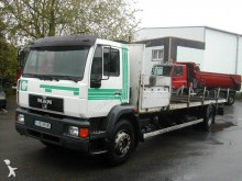 MAN LE 19.280 truck used flatbed