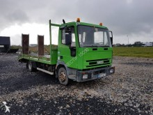 Iveco Tector 100E18 truck used heavy equipment transport