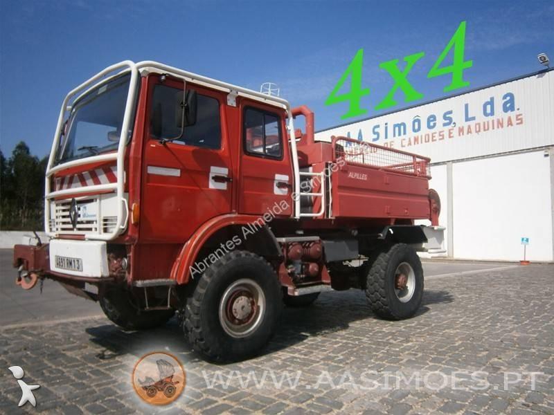 Voir les photos Camion Renault 85 150 TI