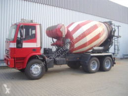 Iveco Eurotech 260E27 6x4 260E27 6x4 truck used concrete mixer