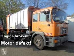 MAN 26.314 6x2 6x2 Autom./Klima/Tempomat/eFH. damaged waste collection truck